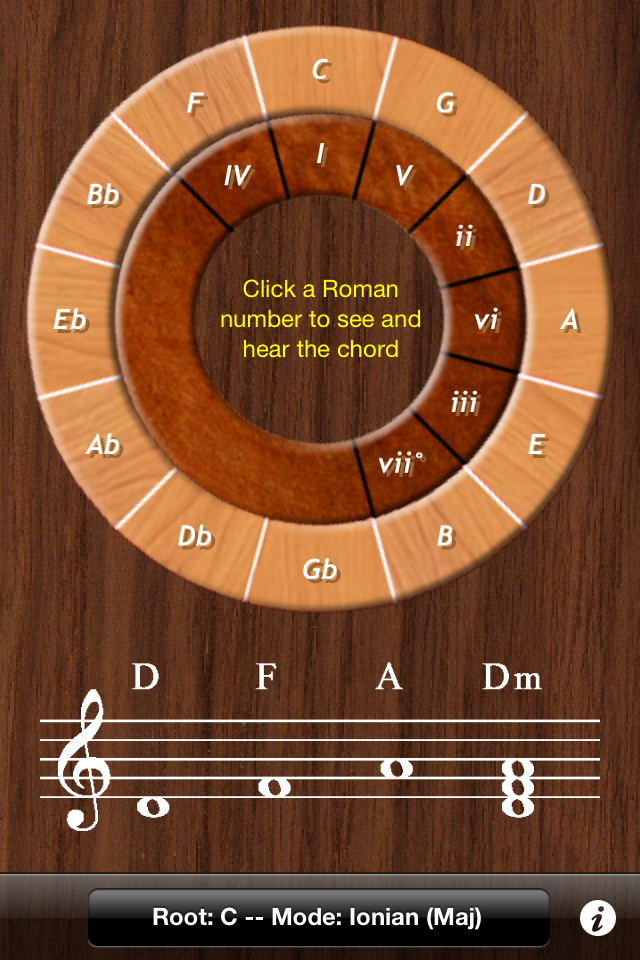 Animated Circle of Fifths
